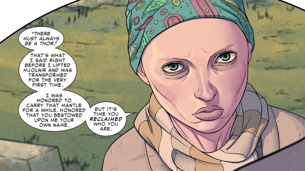Jane Foster Is Becoming An Asgardian Valkyrie In Her New Marvel Series