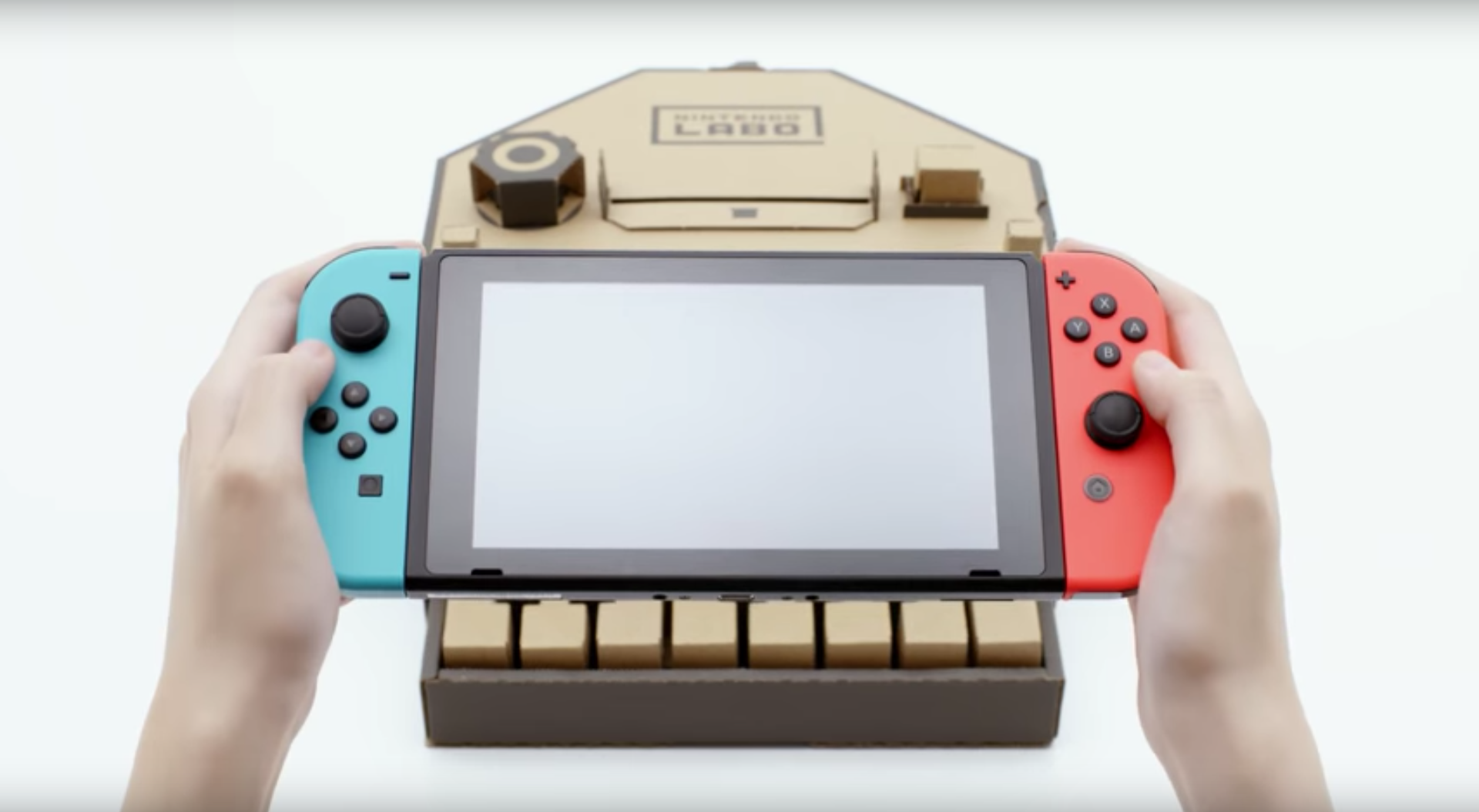 13 Cool Things People Have Built With The Nintendo Labo