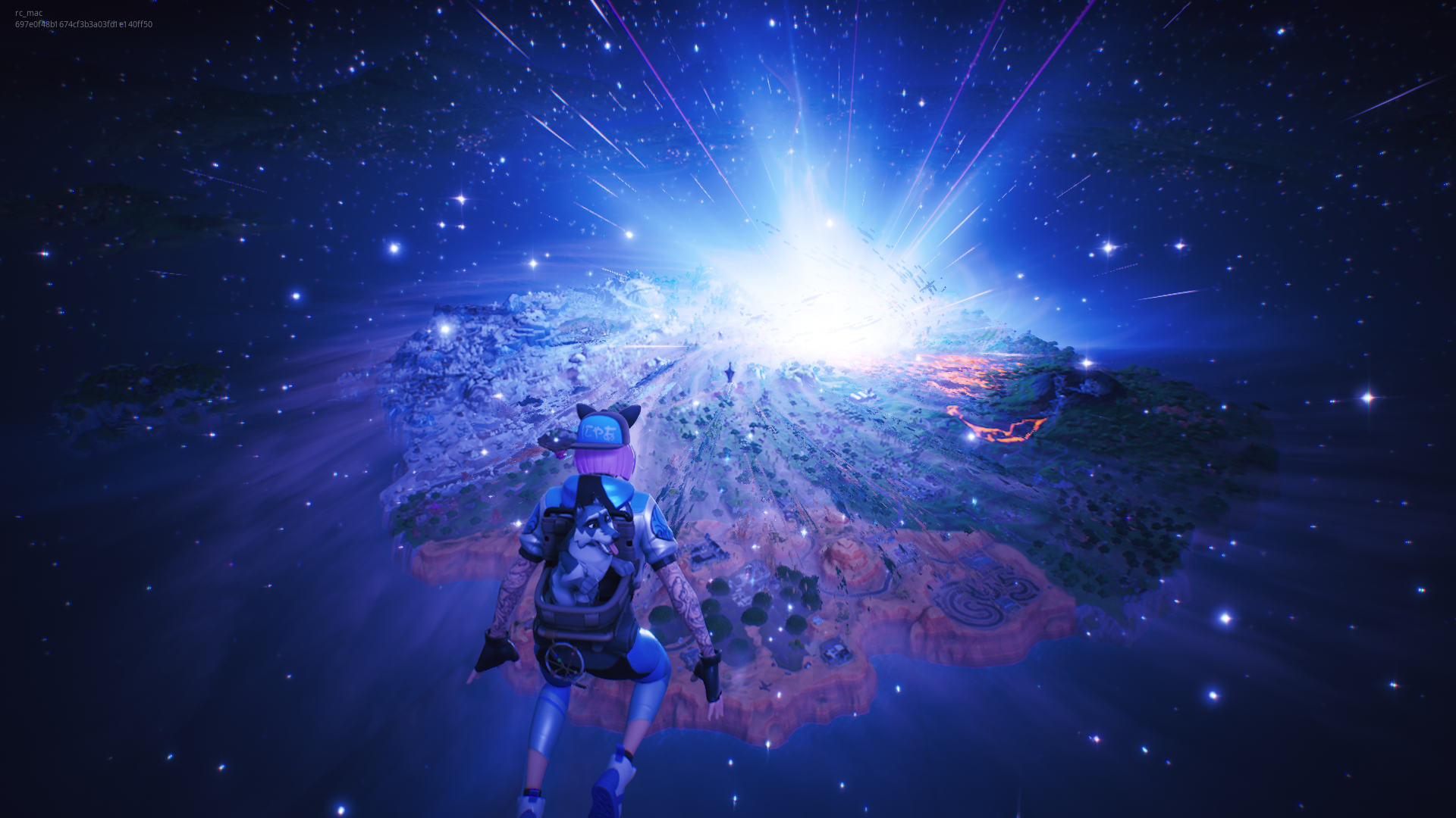 Fortnite's Season 10 Event Seems To Have Ended Its World