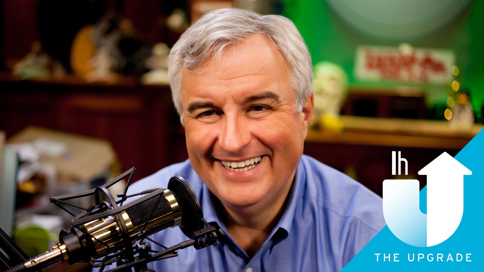 How To Be A Podcast God, With Leo Laporte