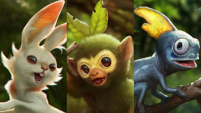 Pokémon Sword And Shield's New Starters Look Great In Detective Pikachu's Style