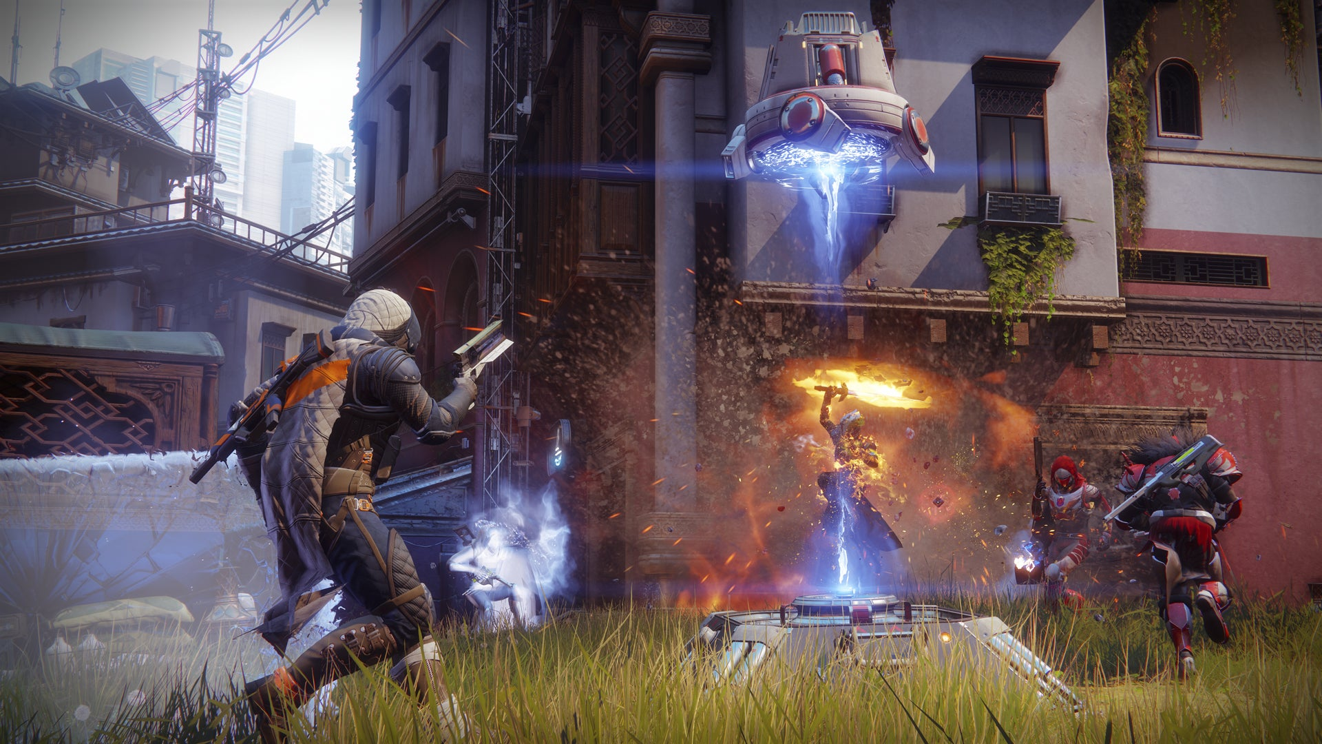 Bungie Explains How They're Improving Destiny 2 Servers