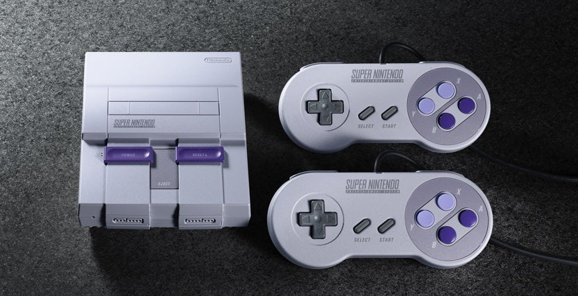 Nintendo Announces SNES Classic, Which Comes With 21 Stellar Games [Updated]