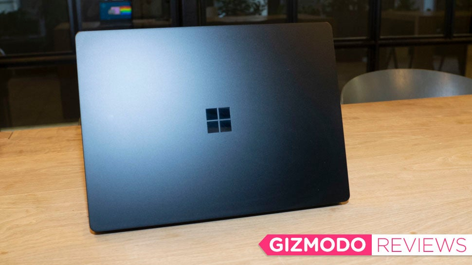 Surface Laptop 2 Review: Design Overkill