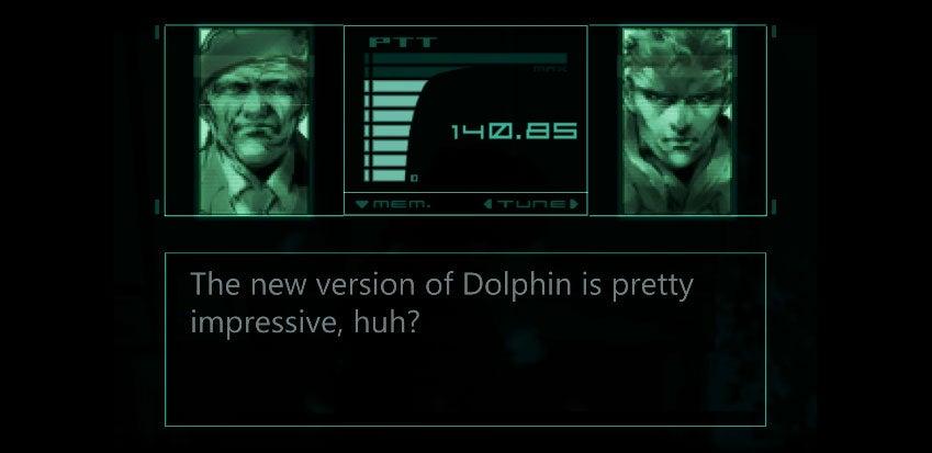dolphin emulators gamecube video