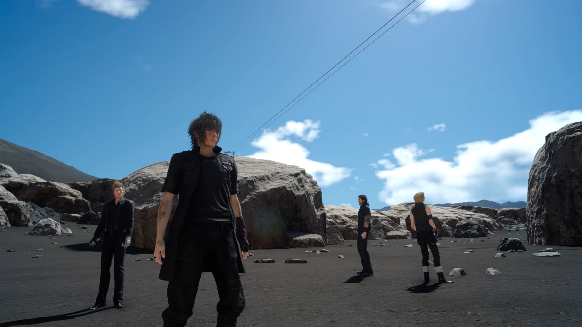 Final Fantasy 15 Patch Will Add More Story, Improve Chapter 13