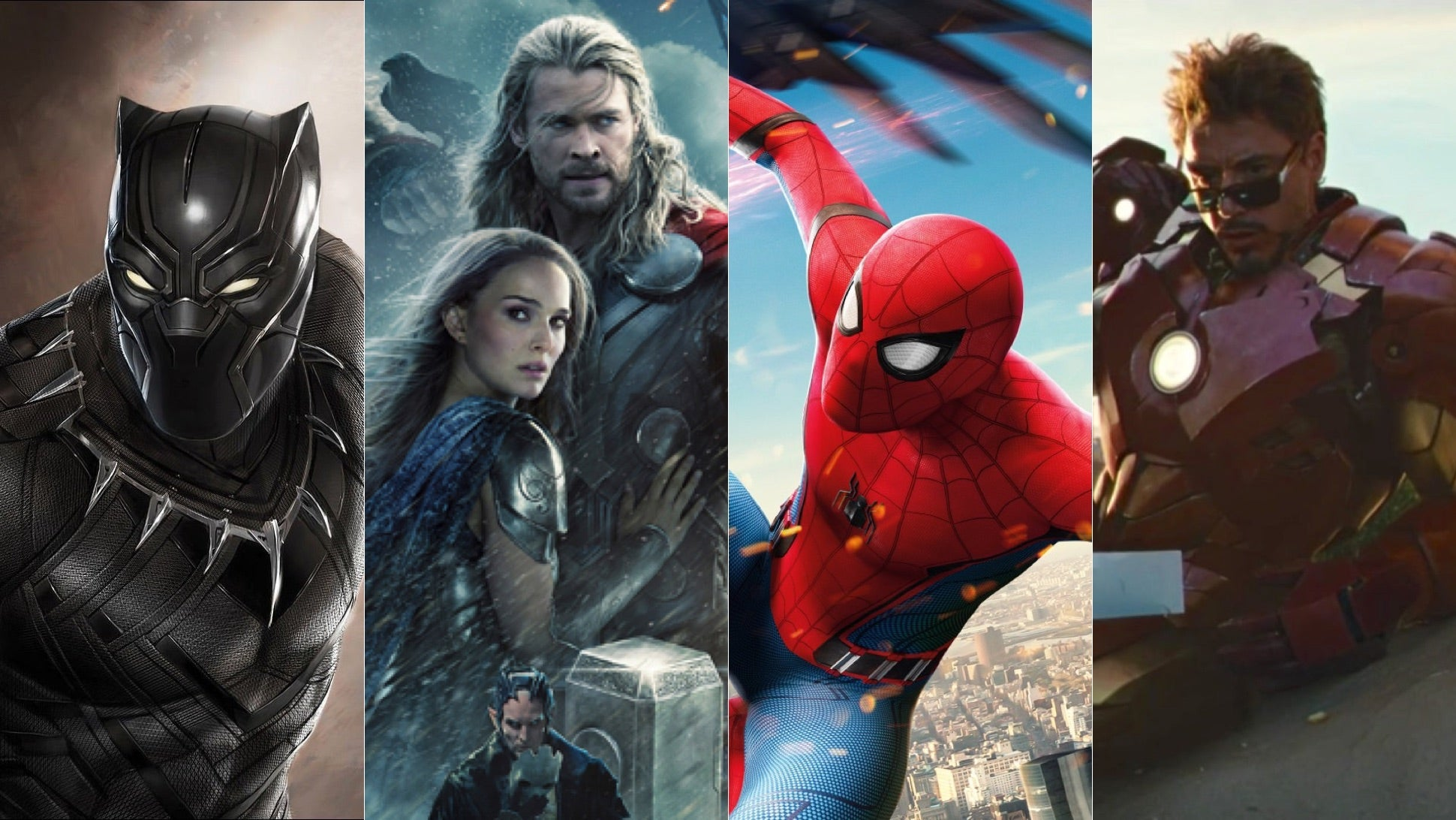 Our Favourite (And Least Favourite) Marvel Movies