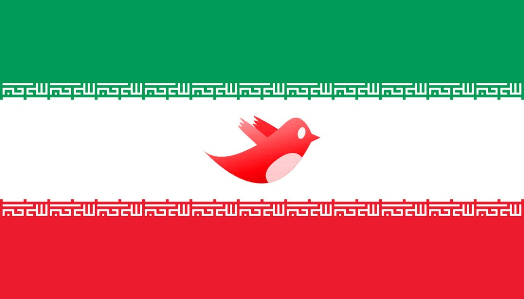 iran social-media