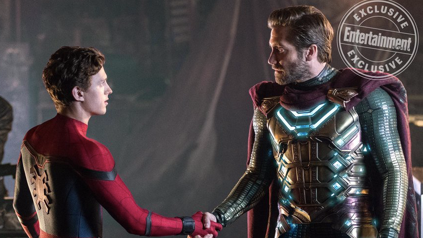 Peter Parker And Mysterio Will Be Allies In Spider-Man: Far From Home