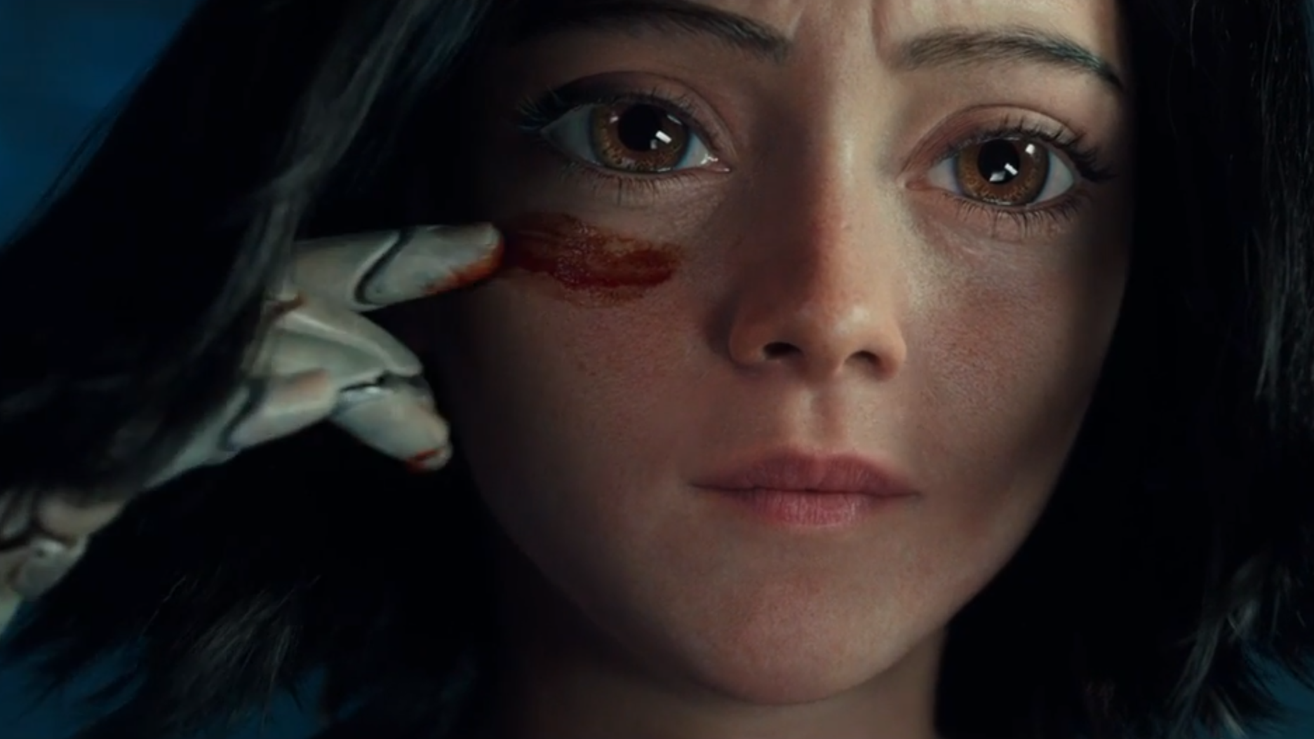 Alita: Battle Angel'sNew Trailer Digs Into The Heart Of The Most Advanced Weapon Ever