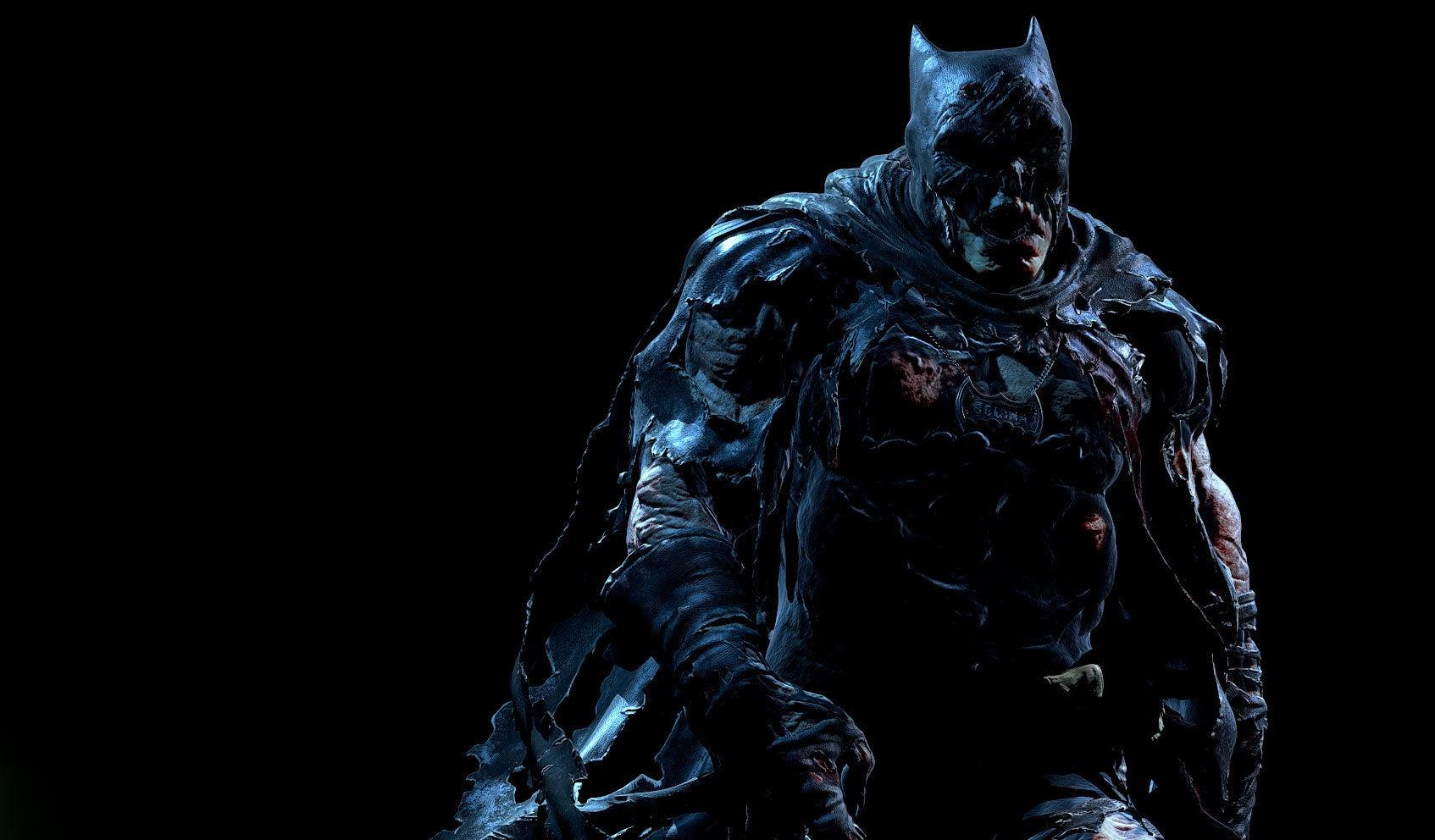 batman fine-art