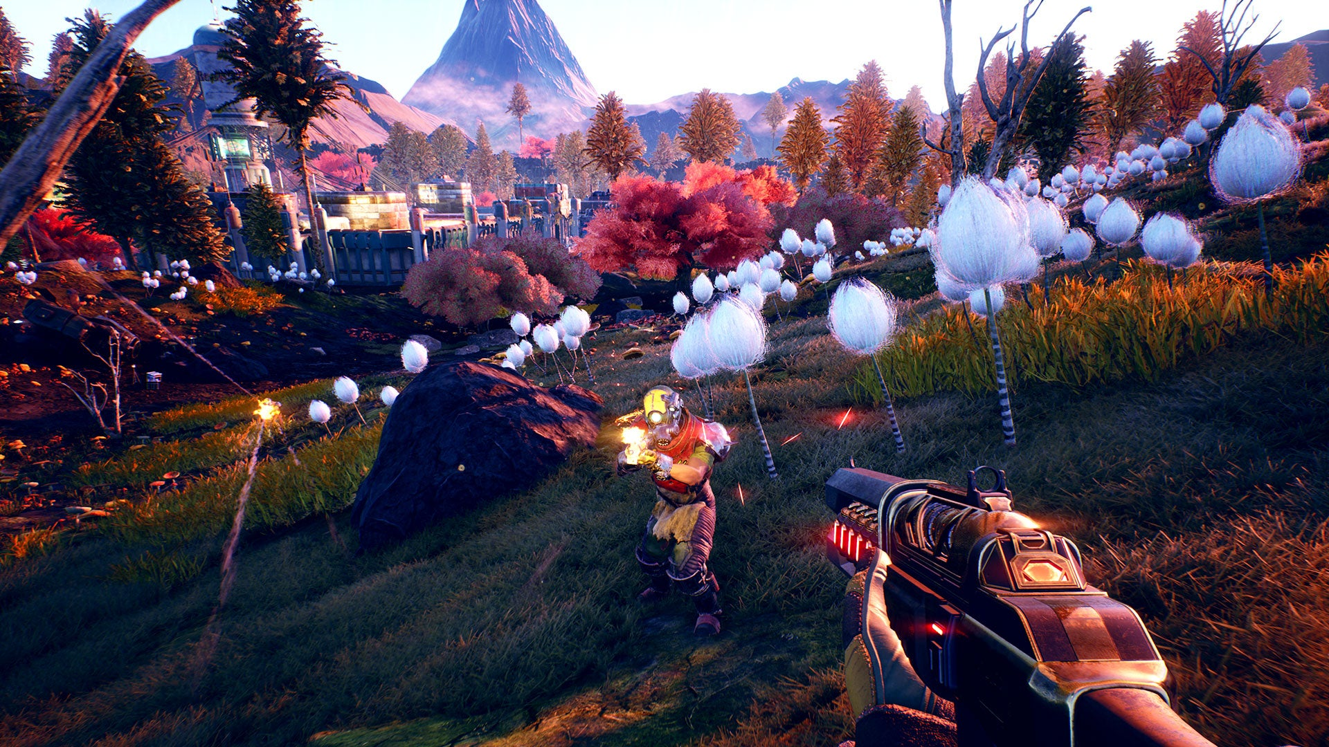 Don't Expect The Outer Worlds To Be As Gigantic As Fallout: New Vegas
