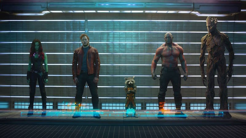 The Original Guardians Of The Galaxy Trailer Was Almost Scrapped