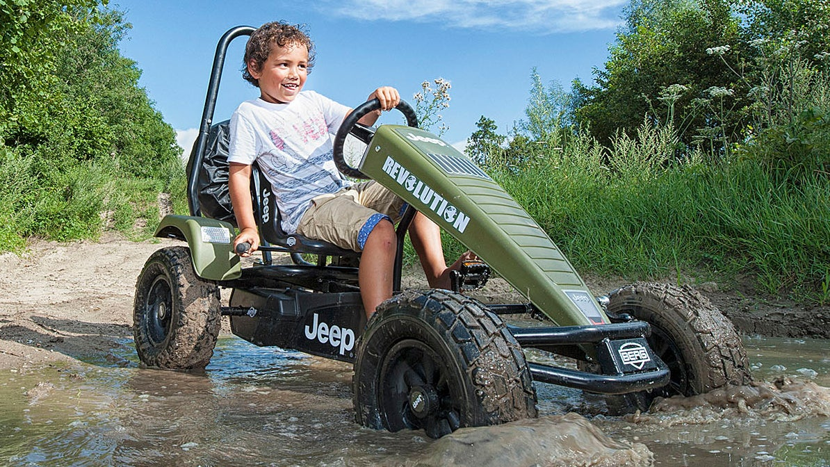 automotive berg go-kart jeep toys