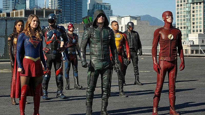 The DC/CW Crossover Was Fun As Hell, And It Redeemed The Flash, Too
