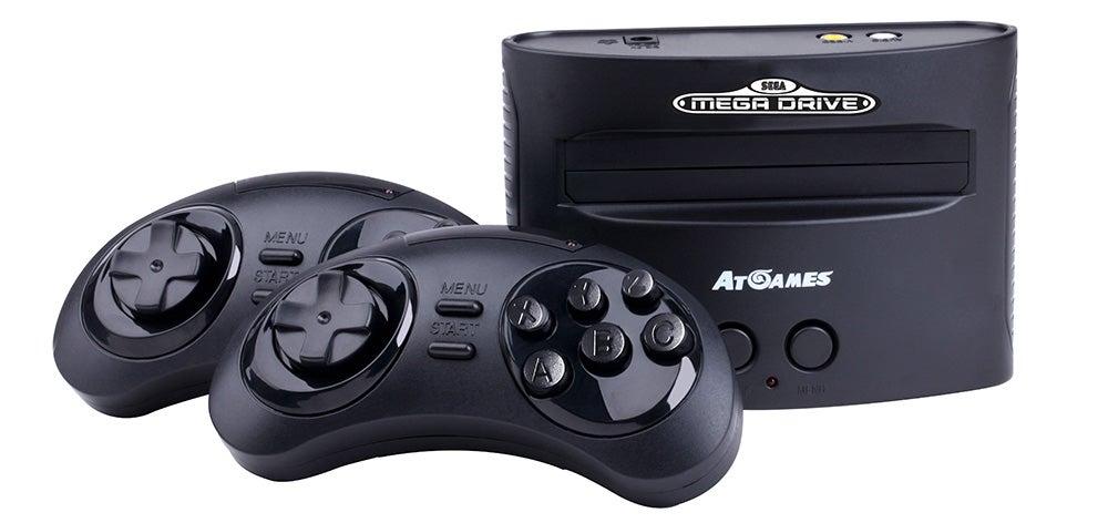 atgames console-wars debunked genesis hardware mega-drive mini-mega-drive mini-nes sega