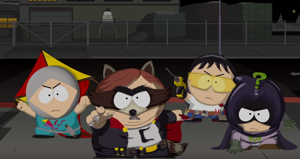 matt-stone south-park-the-fractured-but-whole trey-parker ubisoft video
