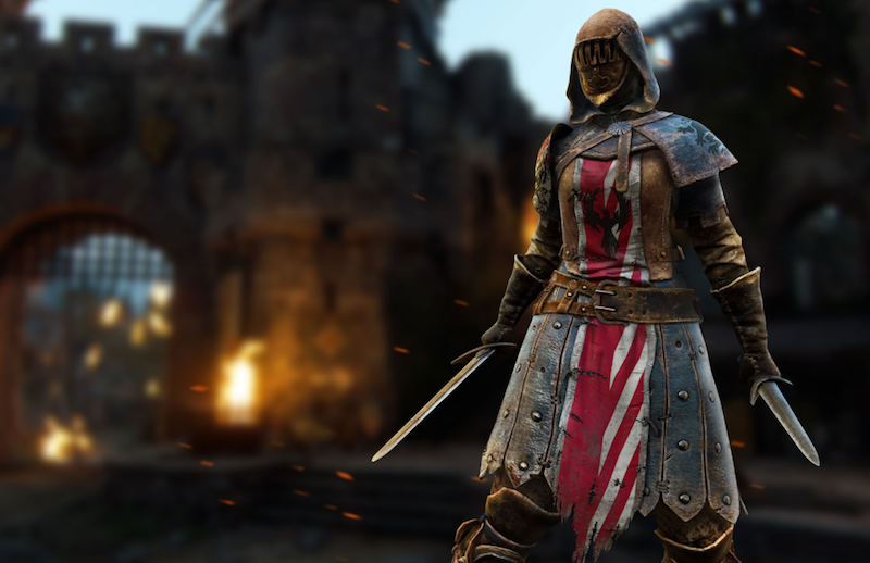For Honor Gets Female Armour Right