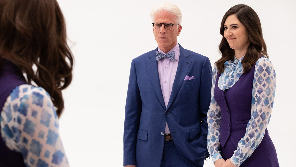 The Good Place Just Forking Reset Itself Yet Again