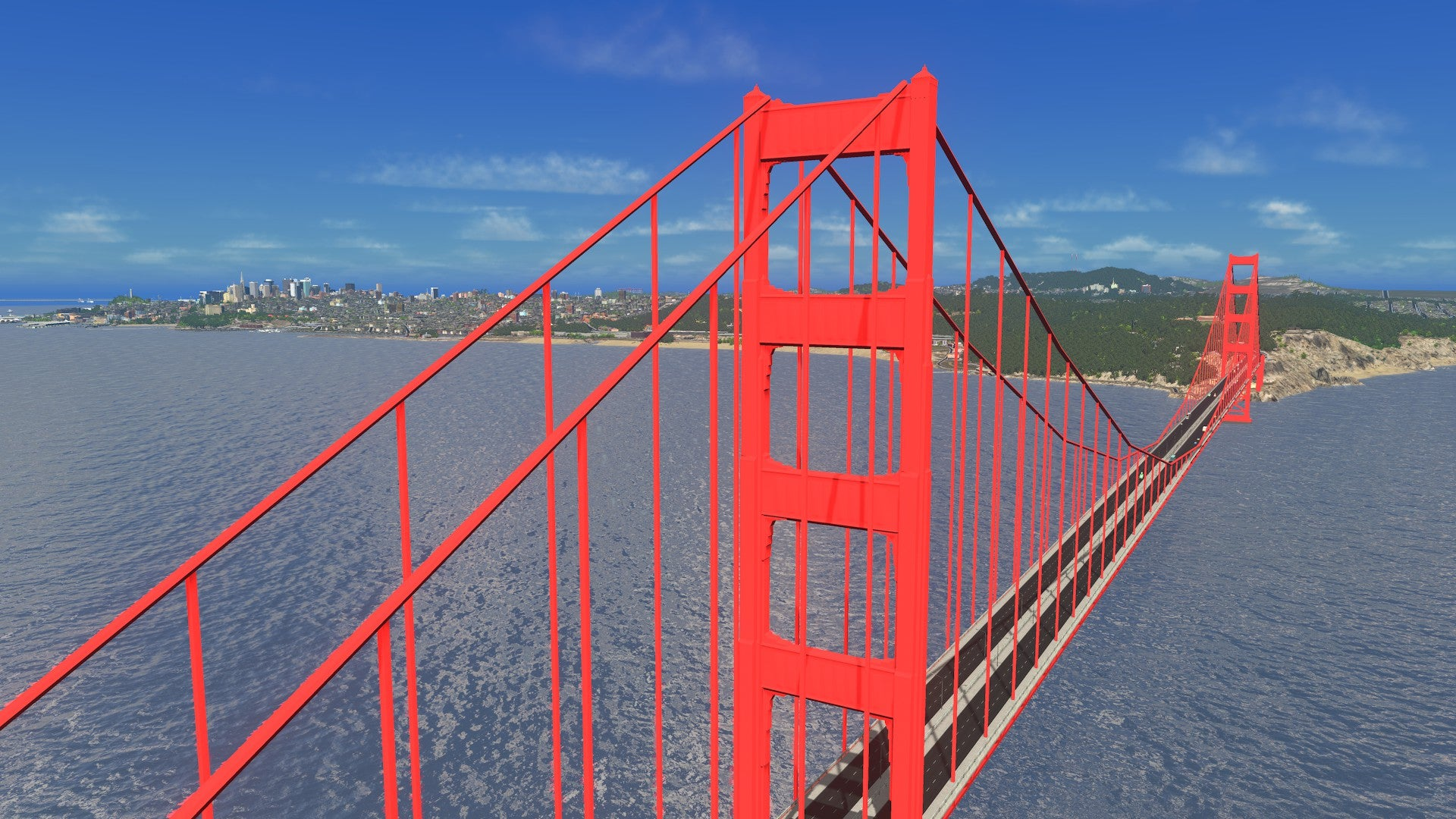 Cities Skylines Player Spends Hundreds Of Hours Building A Near-Perfect San Francisco