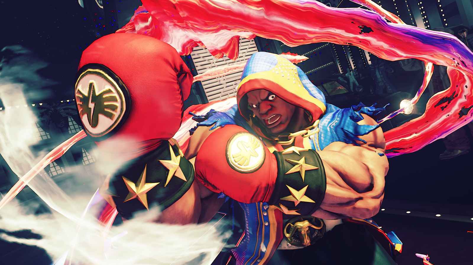 Street Fighter V Stream Loses Audio, Gets Saved By Commentator's Own Sound Effects