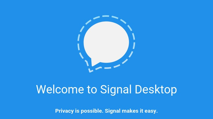 encryption privacy signal signal-desktop