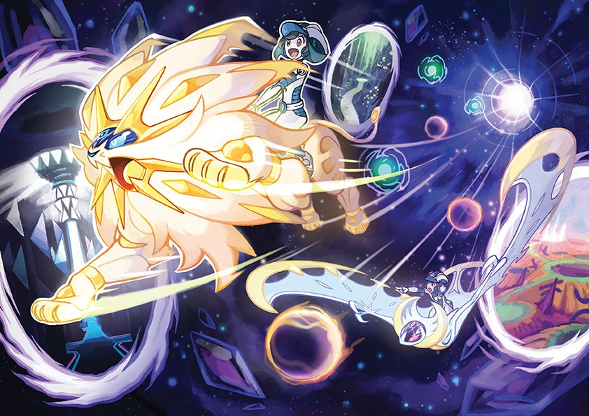 14 Things That Are New In Ultra Pokemon Sun And Moon