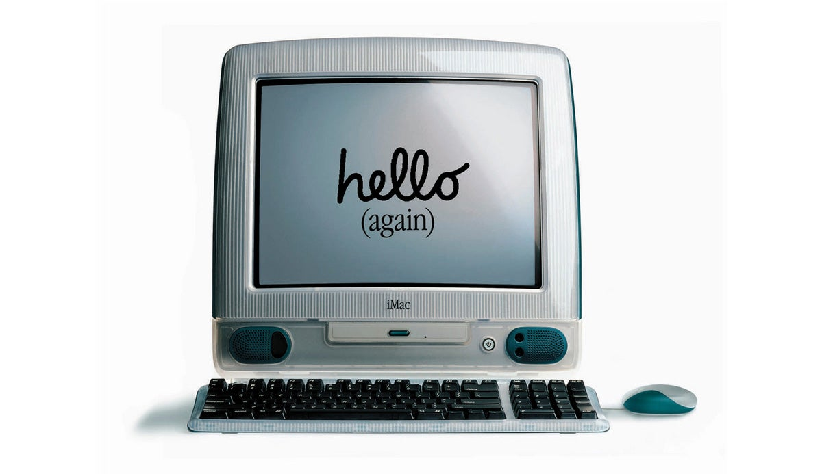 Don't Get Nostalgic For This 20th Anniversary: Apple's iMac G3 Was An Awful Computer