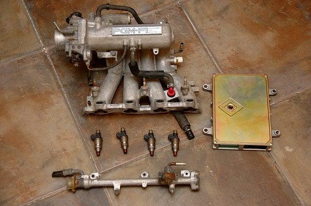 Fuel Injector Diagram