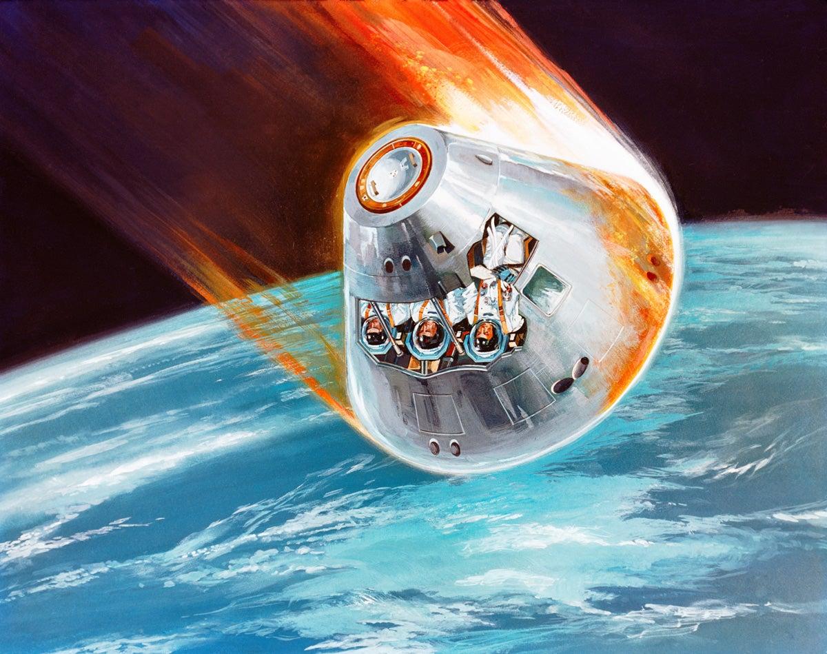 apollo spacecraft cutaway - photo #29