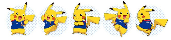 Japan Can Be Bringing Pikachu As Well As Pals to The 2014 world Cup