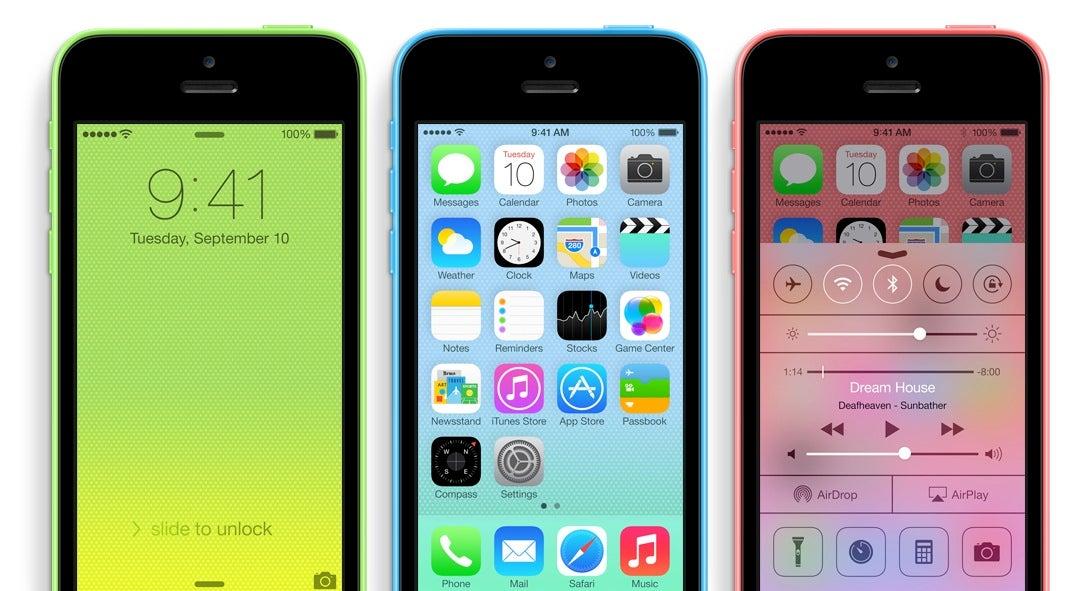 El iPhone 5c de 8 GB ya es oficial, y es (casi) igual de caro