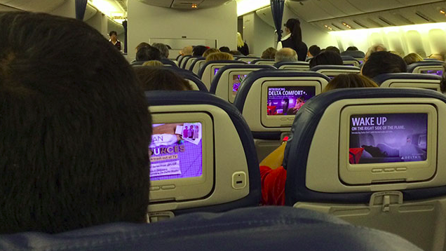 The Best Place To Sit In On A Plane If You Hope For An