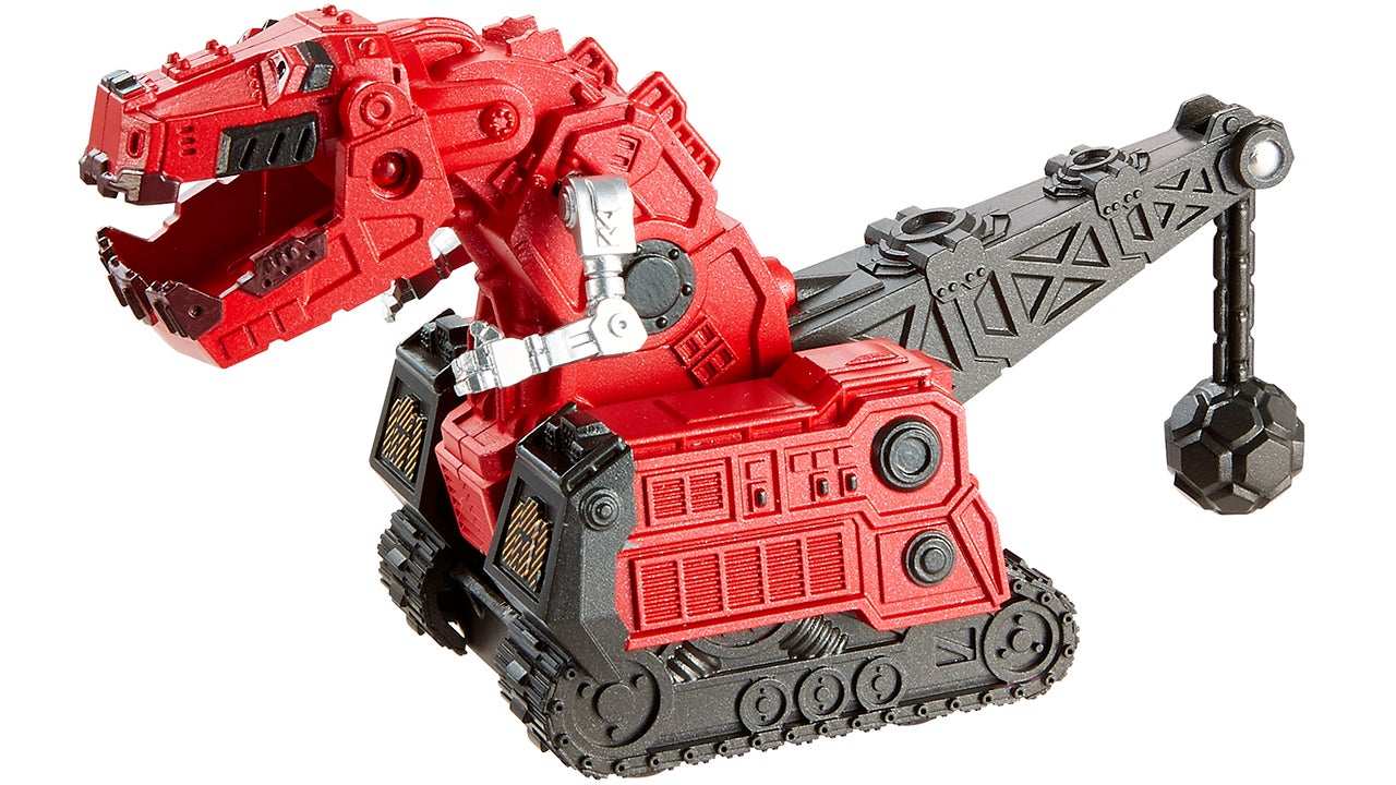 Dino Robot Toys Are Cool Dino Robot Construction Truck