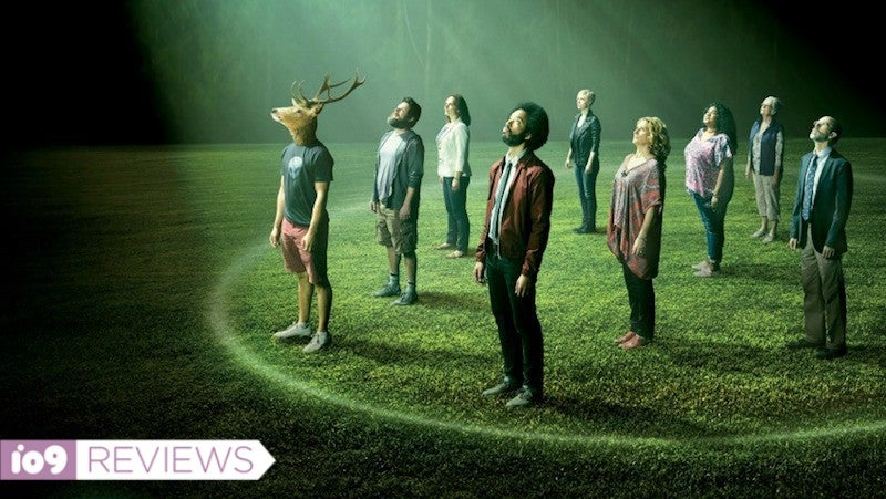 Alien Abduction Comedy People Of Earth Succeeds By Focusing On The Humans