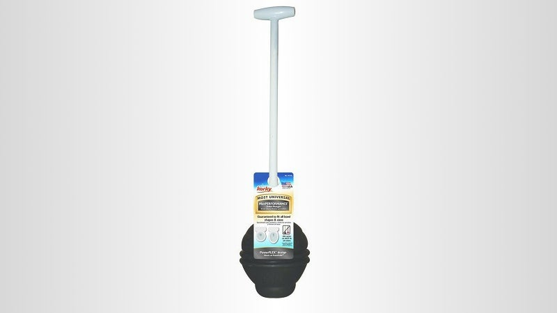 what to look for when shopping for a toilet plunger lifehacker australia. Black Bedroom Furniture Sets. Home Design Ideas