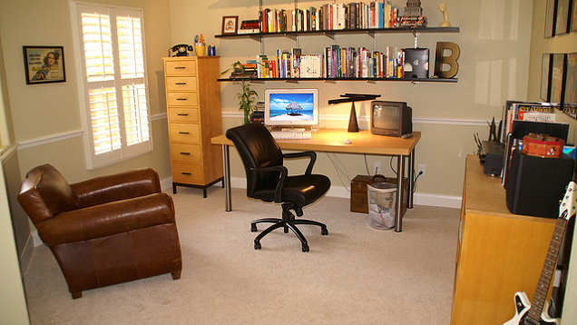 Break Through a Productivity Wall by Cleaning Your Work Space