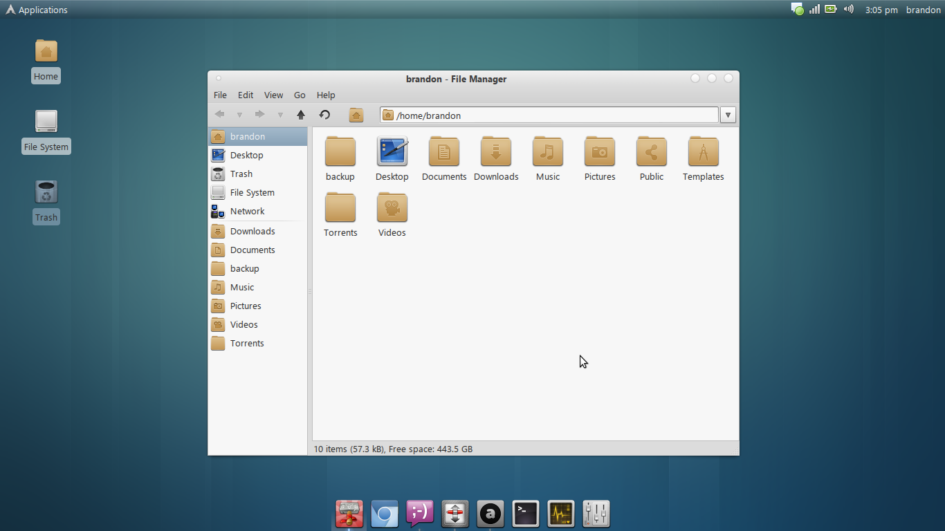 Five Best Linux Desktop Environments