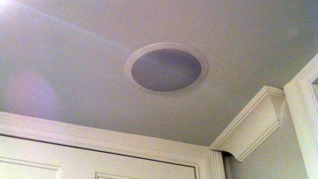 Install Ceiling Speakers And Enjoy Music Throughout Your