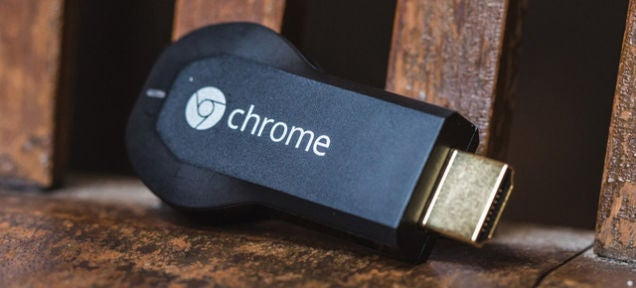 how to use chromecast with tv remote