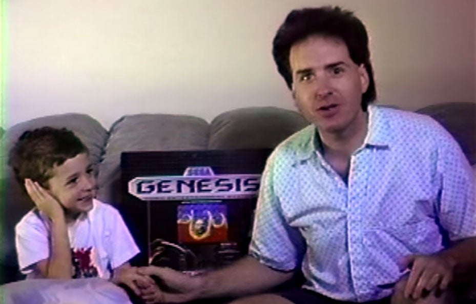 A Time When Fanboys Were Innocent, And Sega Was King