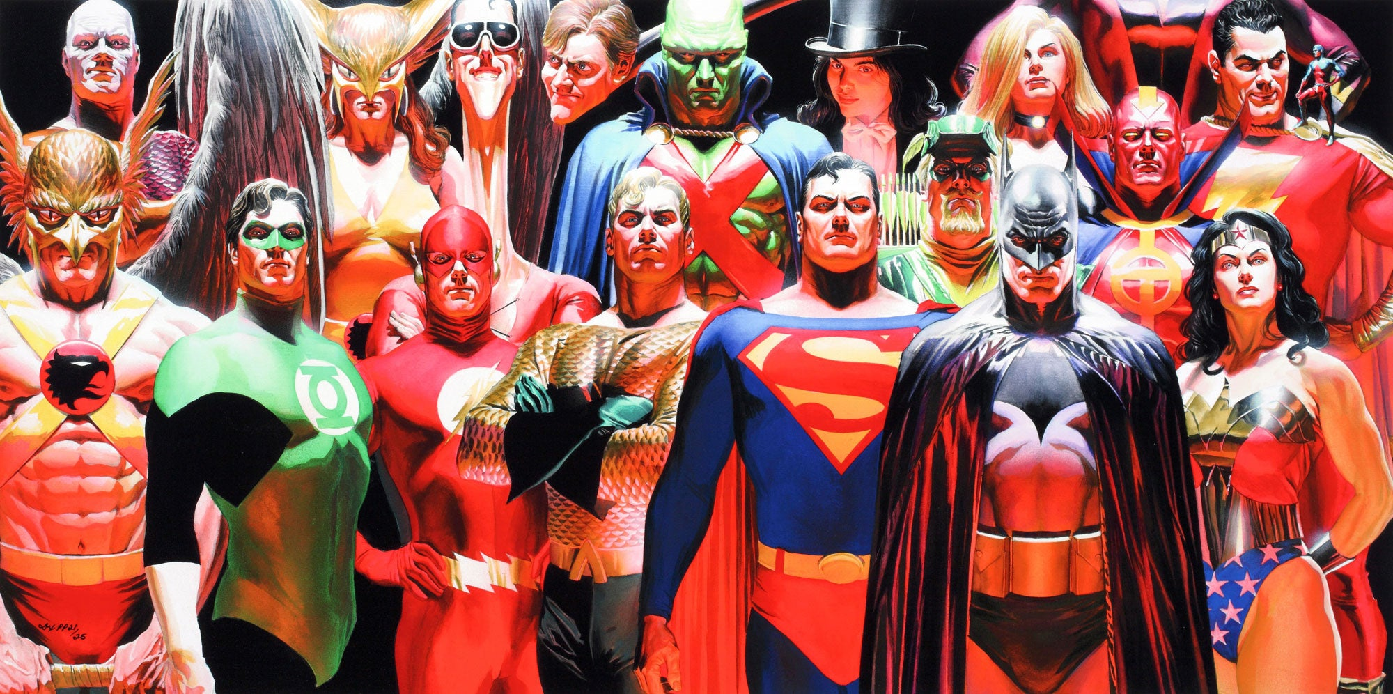 The Next Justice League Movies Will Come Out In 2017