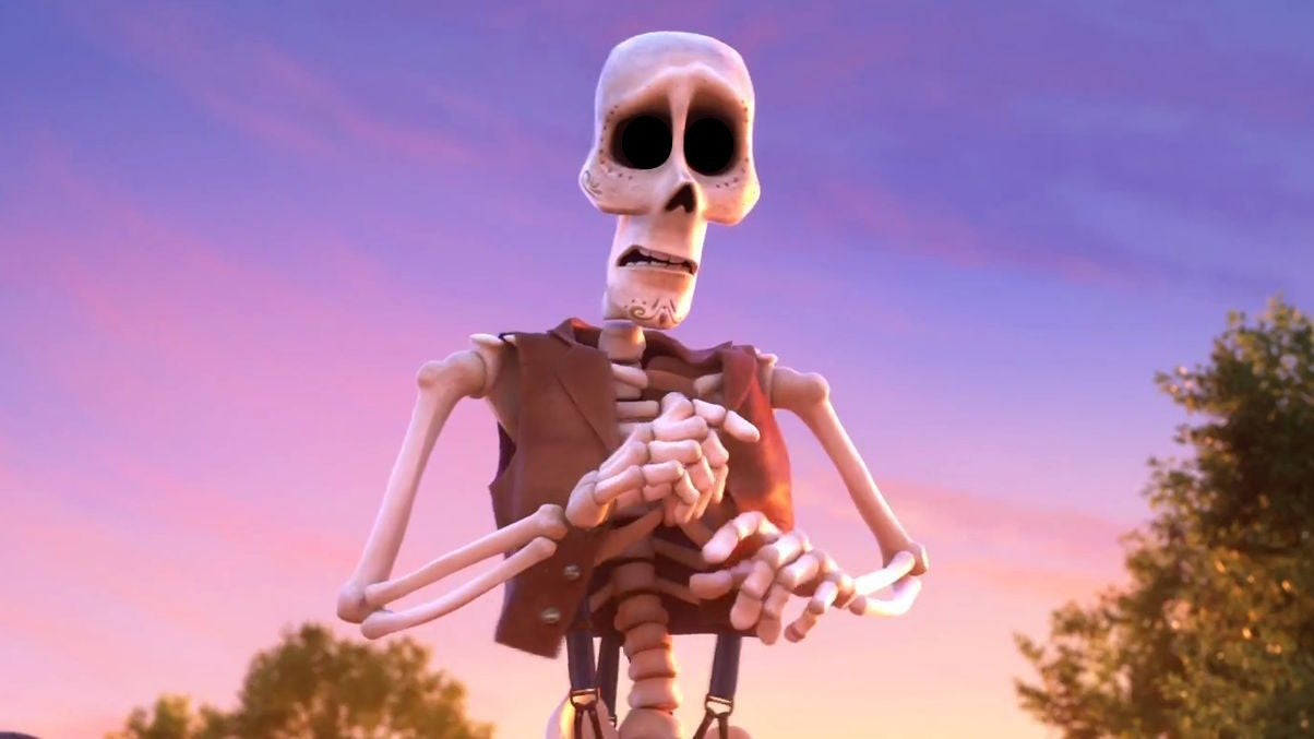 There's One Thing Pixar Had To Add To Make Coco's Skeletons Less Creepy