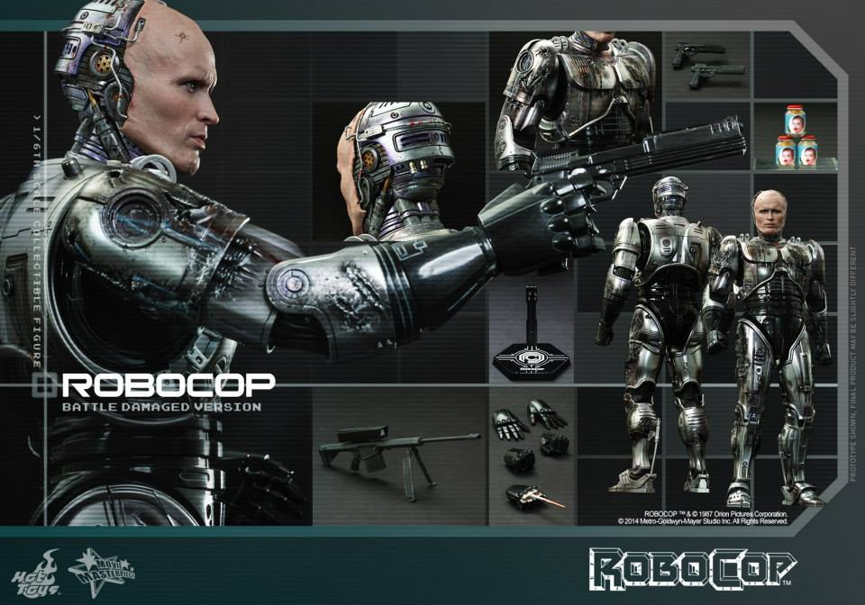 Dead Or Alive, These Robocop Figures Are Coming With Me