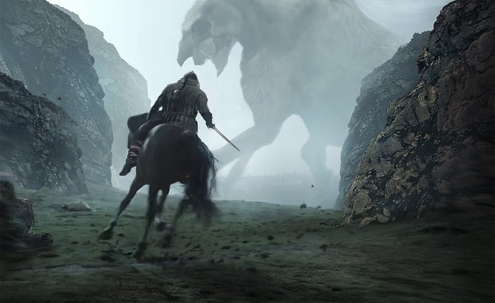Fall Of Gods, A Norse Mythology Picture Book, Looks Terrific
