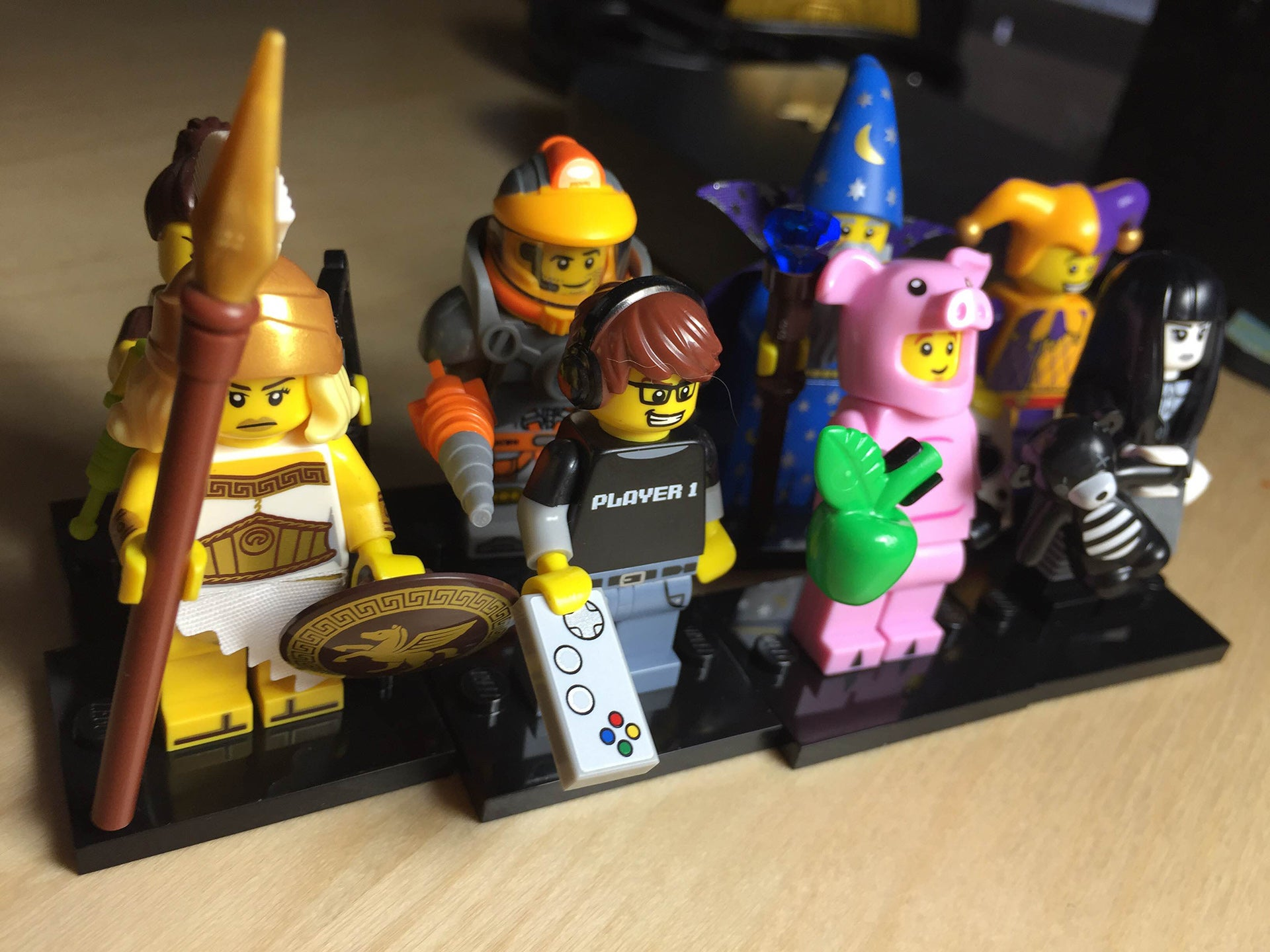 The Latest LEGO Minifigures Are Video Game Characters Too