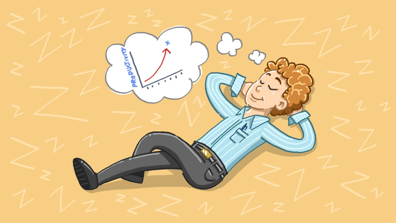 How to Turn Your Laziness Into Efficiency
