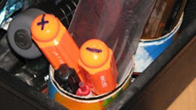 Mark Your Screwdrivers for Easy Identification