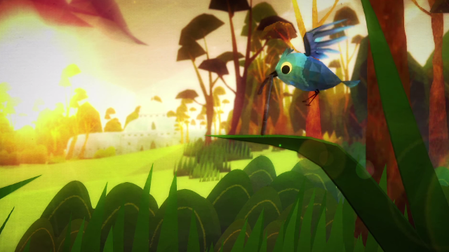 A Game About Becoming A Better Person. And Claymation Birds