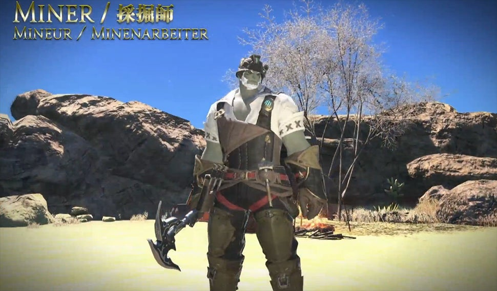 Your FFXIV Characters Are Going To Look Amazing At Level 60